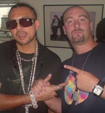Sean Paul with DJ Grind